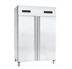 Kombiskåp kyl och frys 1400L - tillverkad i Spanien
