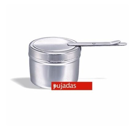 Behållare för gel/brännpasta